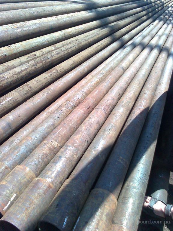 Продам трубы б/уф60х5,ф73х5,5, ф89х6,5 ф102х8,56и ф127х9,2 по 20тн цена  от 6000грн