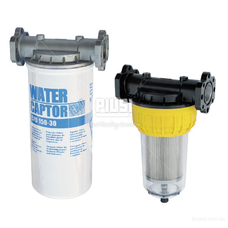 Фильтры тонкой и грубой очистки для дизтоплива,бензина (Италия), Piusi
