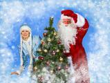 Дед Мороз на дом. Шоу программа в подарок