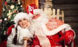 Дед Мороз в садик. Шоу со льдом в подарок