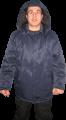 утепленная куртка,куртка на ватине с капюшоном,зимняя спецод