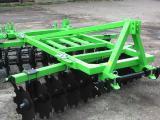 Бороны тракторные дисковые Bomet 2,7 м. 2 секции, 2.4,БДФ