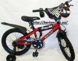 Детский двухколесный велосипед next 16