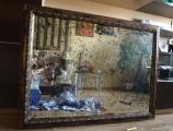 Состаренное зеркало купить Киев. Зеркало состаренное листовое. Состаренное зеркало под заказ. Зеркало Венецианское.