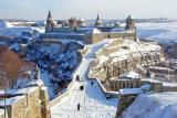 тур Каменец Подольский Новый год недорого, поездка Черновцы Новый год, Хотинская крепость