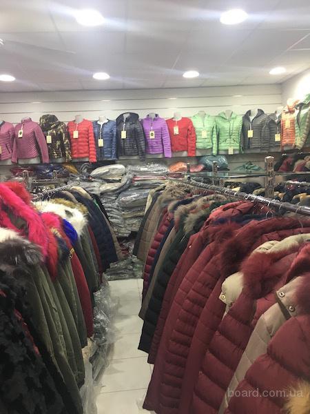 Итальянские оптовые склады одежды