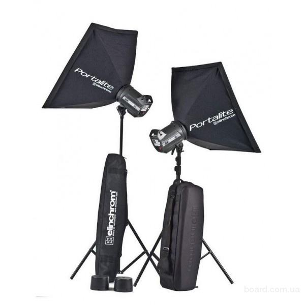 Комплект студийного света Elinchrom Style 500 BX-Ri
