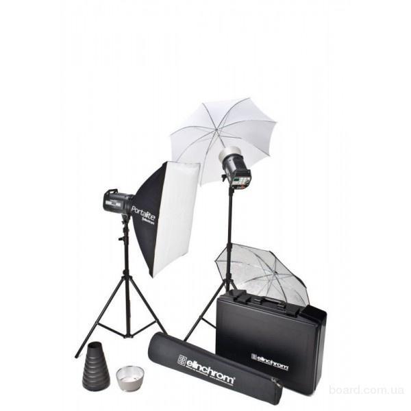 Комплект студийного света Elinchrom Style 600 RX комплект