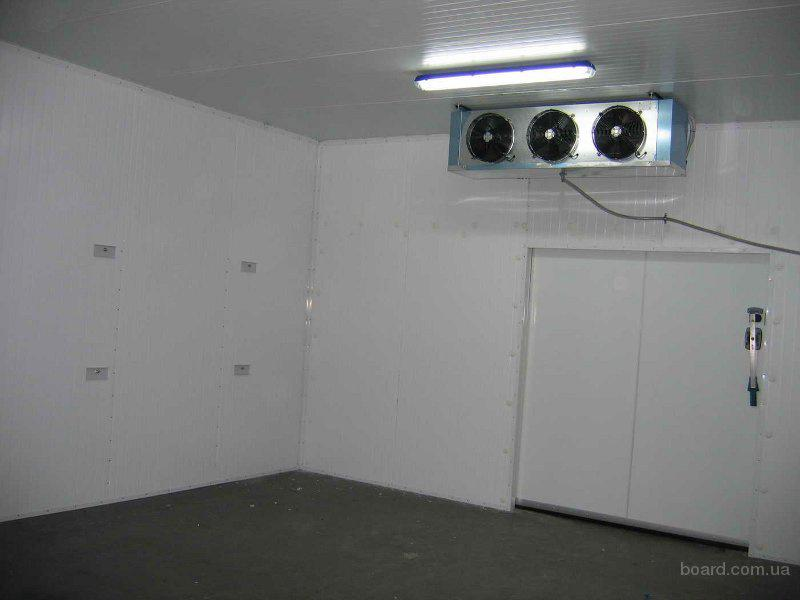 Морозильная камера своими руками в помещении 30
