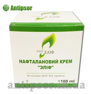 Нафталановый крем Элиф лечение псориаза 100 г