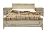 """Кровать """"Калина"""" из дерева от производителя"""