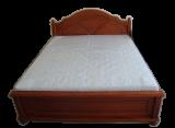 """Кровать """"Гармония"""" из дуба от производителя"""