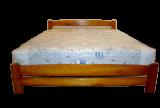 """Деревянная кровать """"Соло"""" от производителя"""