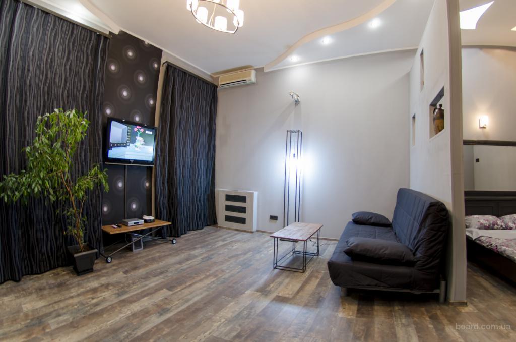 Однокомнатная квартира в центре Киева для аренды посуточно