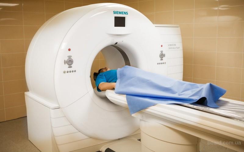 Компьютерная томография (КТ) всего тела