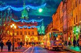 Львов на Новый год из Киева автобус, Львов туры Новый год, Львов на выходные Новый год