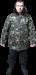 куртка камуфляжная утепленная,зимняя курточка на ватине