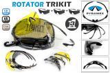 Защитные очки - набор из 3 очков вместо сменных линзRotator Trikit