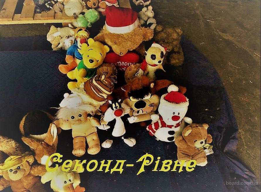 Іграшки секонд хенд (ОПТ)