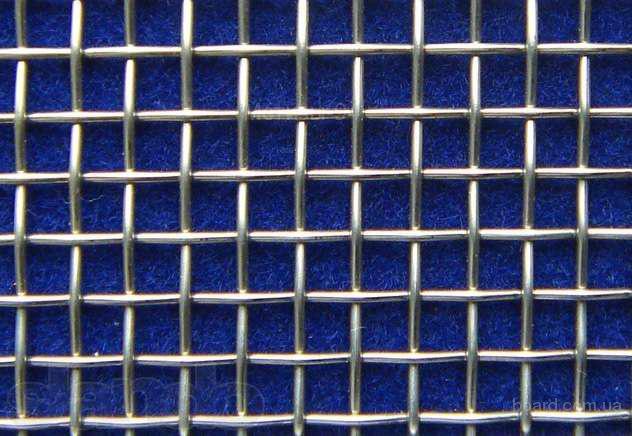 Сетка тканая низкоуглеродистая ГОСТ 3826-82