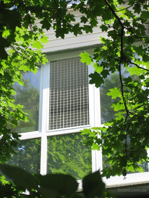 Антикошка - защитные сетки от выпадения кошек из окна. прода.