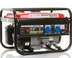 Генератор Straus Austria 3,5 kW 1 фазный, бензиновый, 4-х тактный, ручной старт