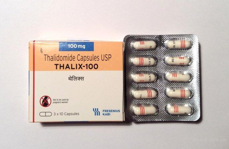 Таликс (Талитомид, Мирин) 100мг  Недорого!!!!