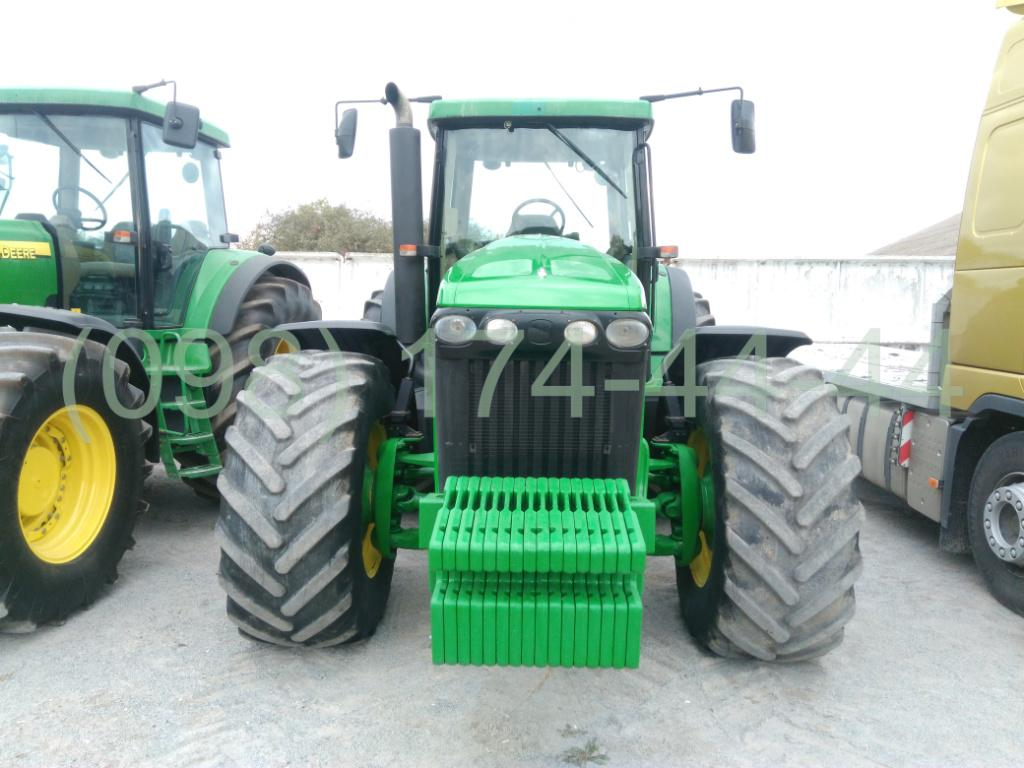 трактор Джон Дир (John Deere) - agroru.com