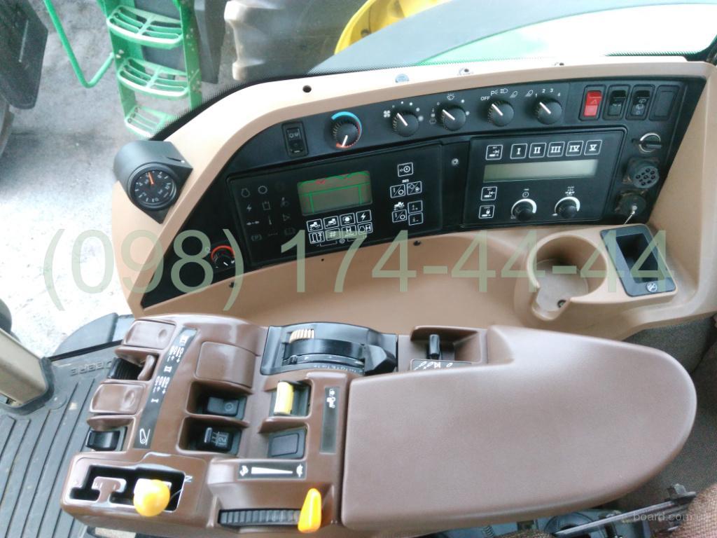 Продажа сельскохозяйственных тракторов John Deere б/у.