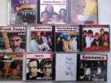 Продам коллекцию музыкальных CD-дисков( поп, рок, арт-рок, хард-рок)