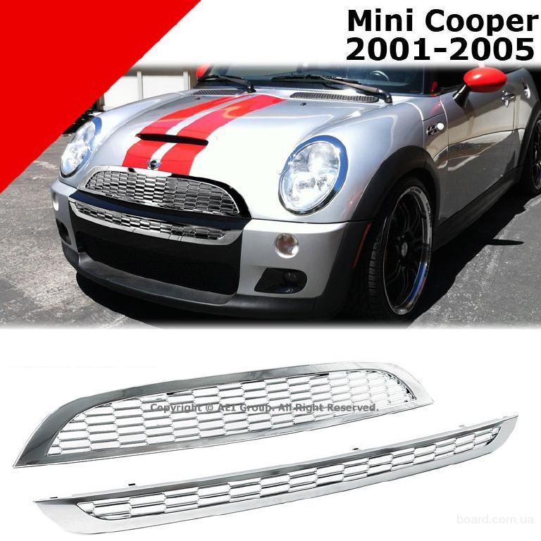 Запчасти mini cooper r50