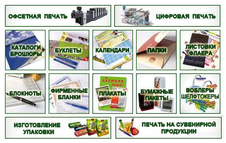 Календарі від кишенькового до квартального. Друк у Києві.