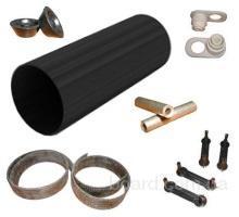 Комплект изоляции стыков для стальных труб в ПЕ-оболочке 273/400 ГОСТ Б.В.25-31:2007