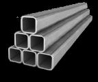 Труба профильная 10х10х1,5 мм нержавеющая полированная AlSl 304