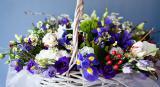Импортный эксклюзив: цветы в стекле