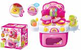 Детский игровой набор Кухня стульчик с аксессуарами 008-93A