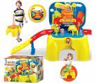 Детский игровой набор со строительным краном 008-805