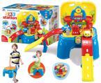 Детский игровой набор Автозаправочная станция для юных автомобилистов 008-806