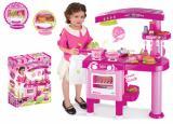 Игровой набор Кухня плита, духовка, посуда 008-82