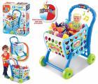 Игровой набор Тележка для супермаркета с продуктами 008-902А