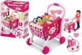 Игровой набор Тележка для супермаркета с продуктами 008-903