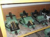 Продам тиски станочные 125 мм поворотные