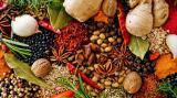 Специи, пряности и сушеные овощи