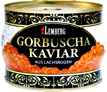 Червона Ікра  Икра Lemberg