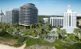 Сдам шикарную квартиру на побережье Майами