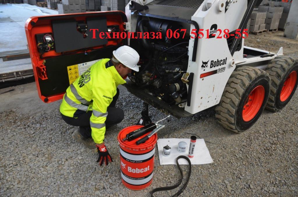 Bobcat сервис и ремонт техники Бобкет.