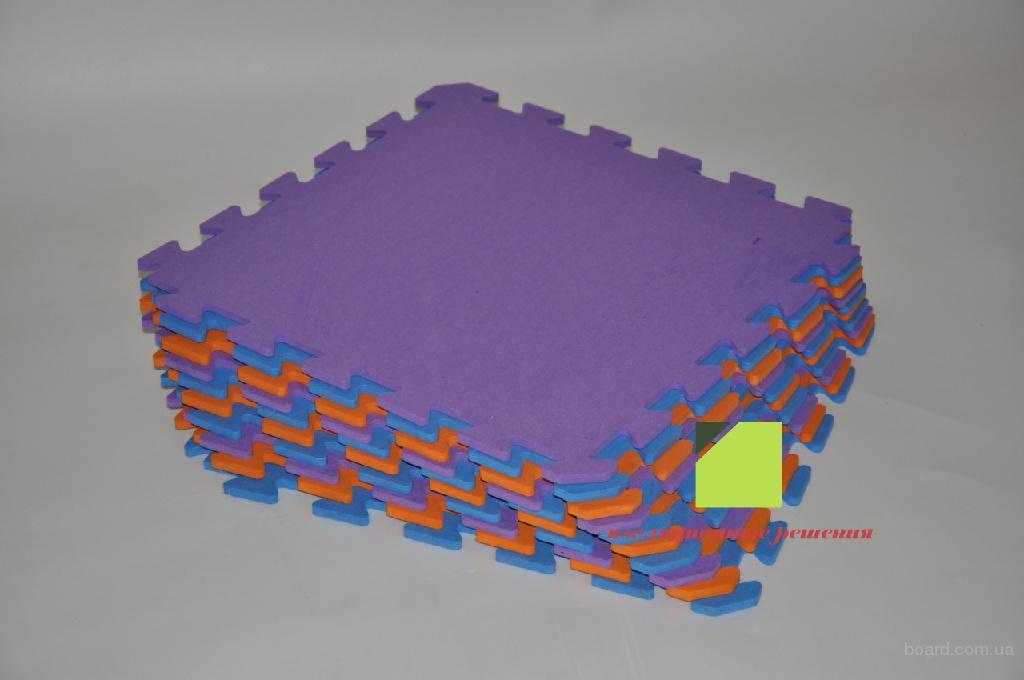 Татами –детские коврики пазлы, мягкий пол!