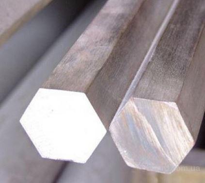 Шестигранник калиброванный 14-46 мм