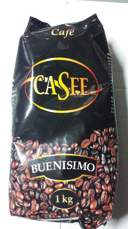 Casfe Buenisimo Касфе 70/30 арабика кава Іспанія