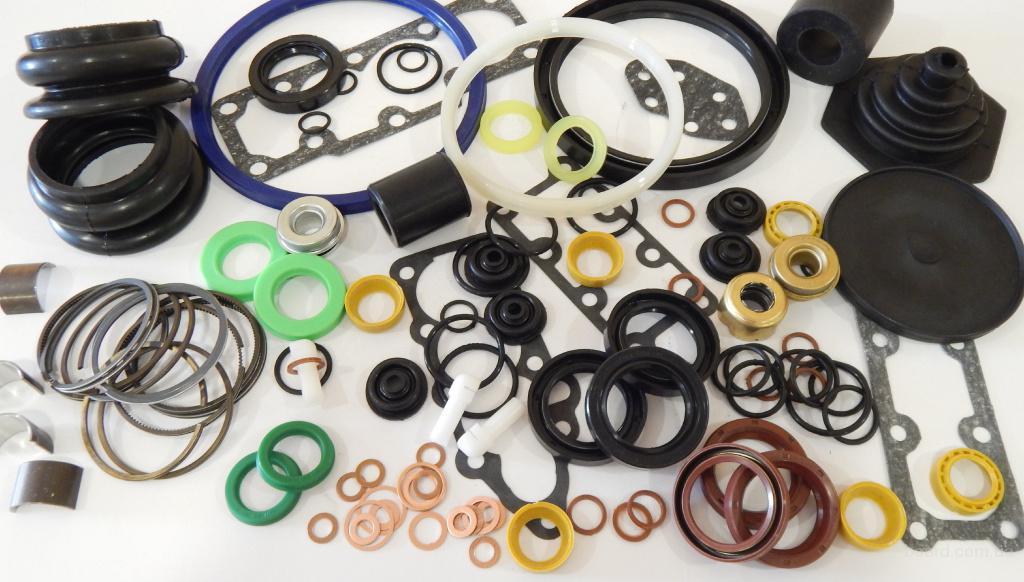 Резинотехнические изделия от производителя ТМ Альянс.